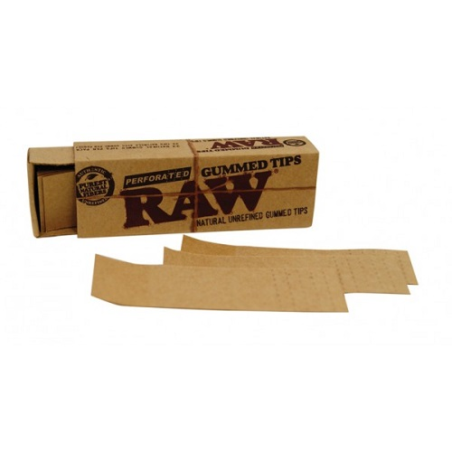 Piteira RAW Grossa Perforated Gummed