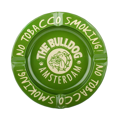 Cinzeiro The Bulldog Amsterdam No Tobacco