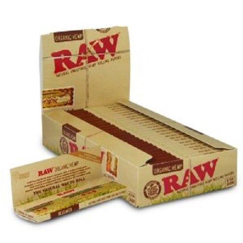 CAIXA RAW 1 1/4 Organic