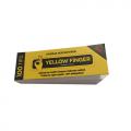 Piteira Papel Yellow Finger Big Tradicional Bloco 50