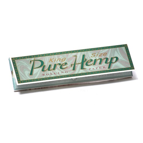 Smoking Pure Hemp 1 1/4
