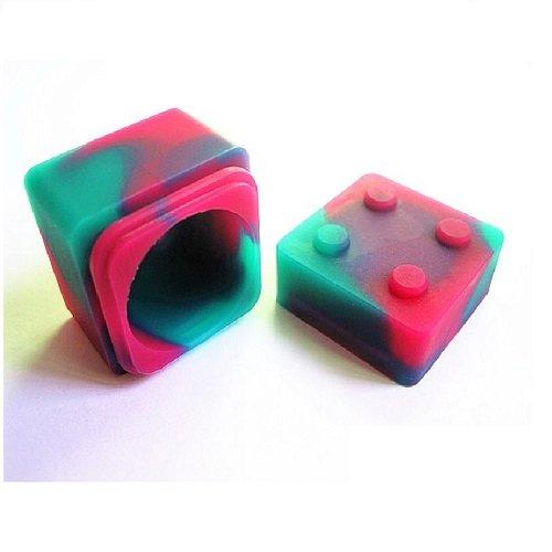 Silicone Lego Pote Mini