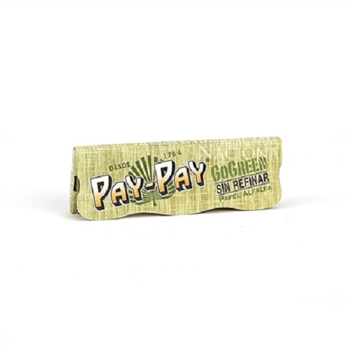 Pay Pay 1 1/4 Mini Size Go Green