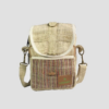 Shoulder Bag Lalibela Cor Clara 100% Cânhamo